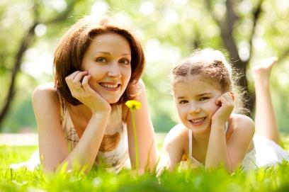 mother daughter genetics