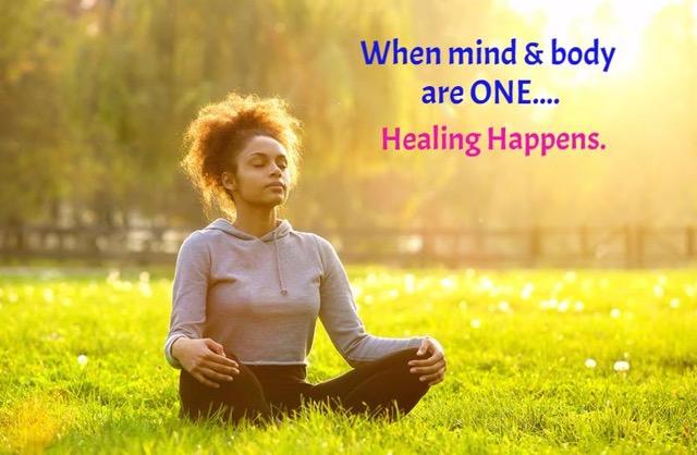 Meditation Talk in DC at NIHA