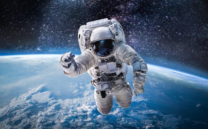 astronauts use mindfulness