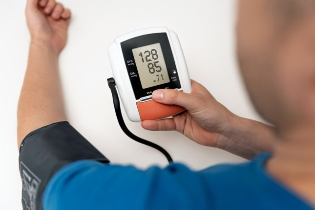 high blood pressure holistic approach