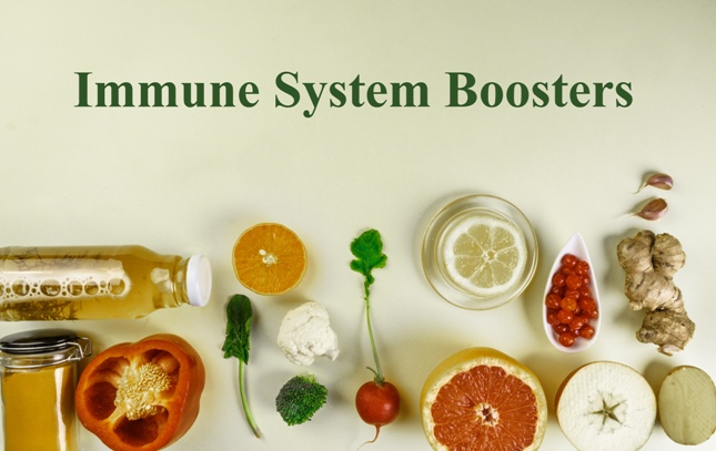 Improve Your Immune System Health to Fight Virus