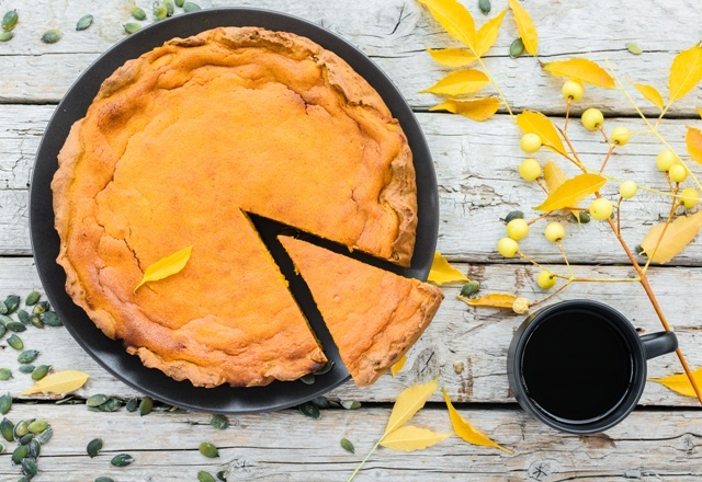 Dairy Free and Grain Free Pumpkin Pie Recipe